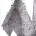 A rebours, 31 dessins sur A4, 2010
