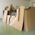 Flux et Re-flux, installation, Centre d'Art de Vénissieux, 2010