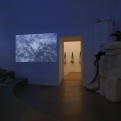Vue d'installation, exposition In caso di nebbia, La Halle de Pont-en-Royans 2017e