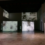 Yann Lévy Eungbong Bongsudae (Eungbong Beacon Smoke Station) installation vidéo 2018